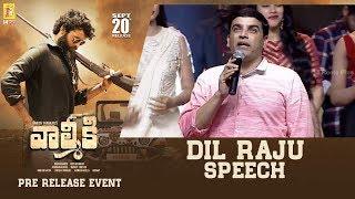 Producer Dil Raju Speech @ Valmiki Pre-Release Event | 14 Reels Plus