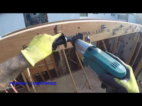 How to Drill Through Beams by CoKnowPro (YouTube)