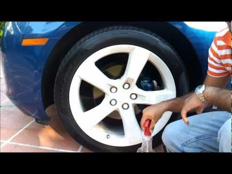 How to Clean Plastidip Rims or Wheels