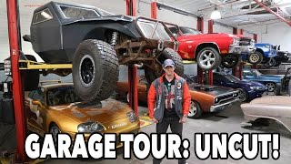 FULL (Raw Live Stream) Interview with Fast & Furious Car Coordinator/ Director Dennis McCarthy