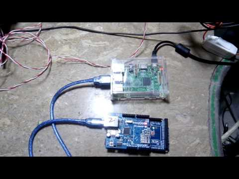 Arduino Mega Code Upload remotely via Internet