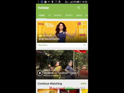 How to Use and Watch Jio TV in your Android Mobile