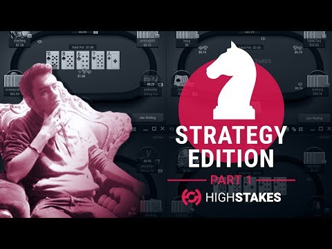 Profitable Poker Strategy On HighStakes 1/5