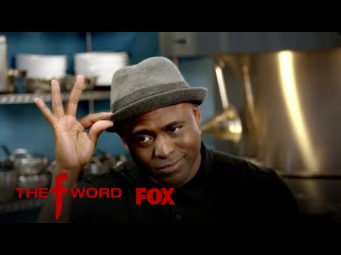 Wayne Brady Takes Cooking Lessons From Gordon Ramsay   Season 1 Ep. 10   THE F WORD
