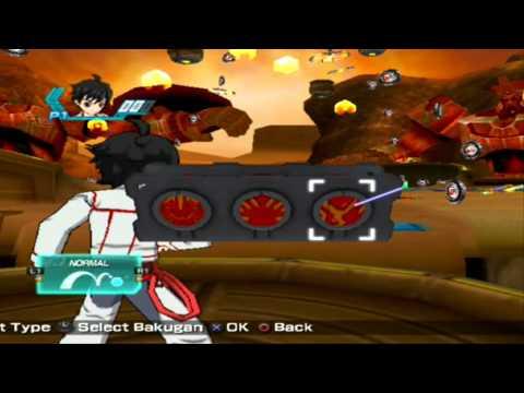 Bakugan Battle Brawlers - [Brave Battlers Tournament] Part 4