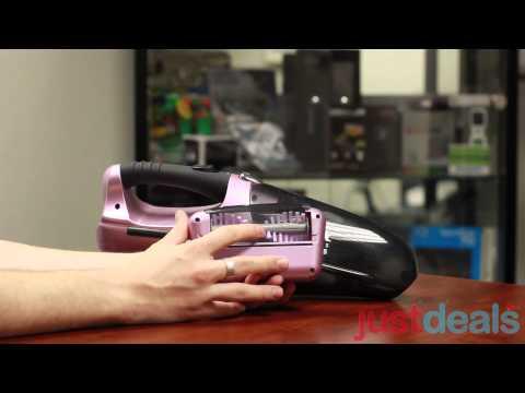 Shark Handheld Vacuum VX33 Unboxing From Justdeals