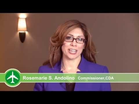 Airports Going Green 2013 Preview from CDA Commissioner Andolino