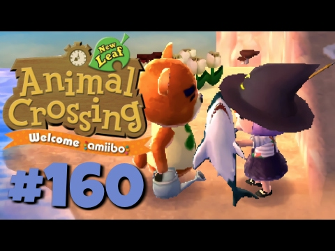 Let's Play Animal Crossing: New Leaf - Welcome amiibo :: #160 :: Hackpocalypse (1080p gameplay)