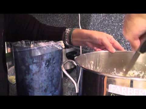 Candy Corn Rice Krispy Treats-Holiday series