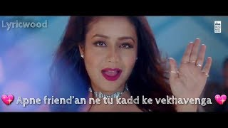 La La La Whatsapp Status Video (Lyrics) - Neha Kakkar