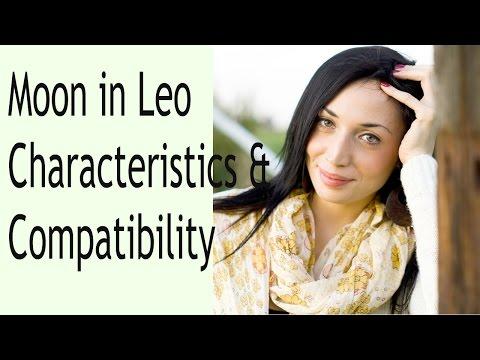Moon in Leo Characteristics & Compatibility
