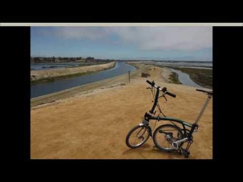 BIKING IN CALIFORNIA