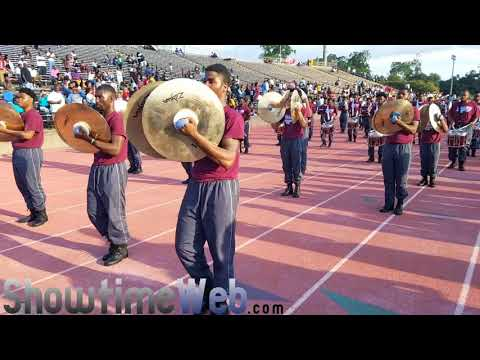 Talladega College Marching In - 2017 Crank Fest BOTB