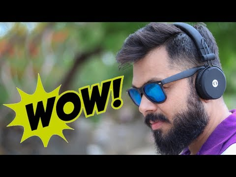 MuveAccoustics Impulse Headphones Review - GREAT BASS, CLASSIC LOOKS!!