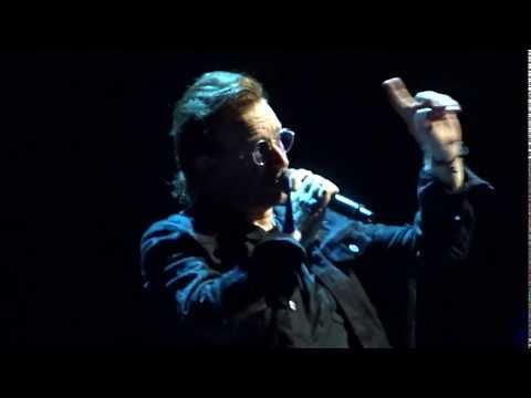 U2 - 2018 - One (HD) Boston 06-21-2018 (Filmed from GA Edge's Side)