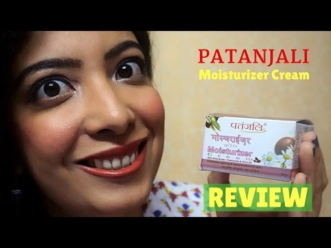 Patanjali Moisturizer Cream for oily as well as dry skin   Review in Hindi   Best Cream in India