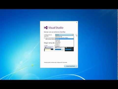 Descargar e Instalar Visual Studio 2013 Ultimate Update 4 Full