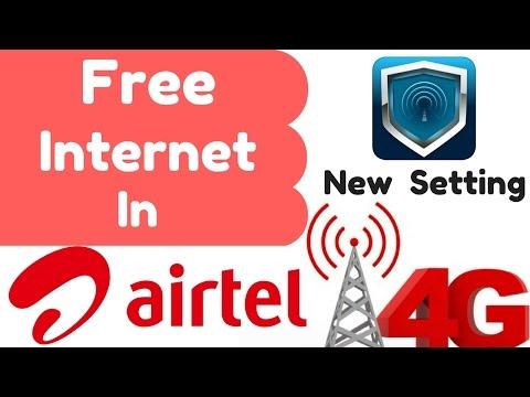 Free Internet in Airtel 4G [Letest Droid VPN Setting]