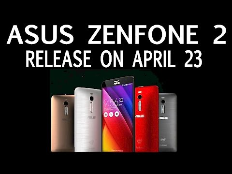 Asus Zenfone 2 India Release Date Announced