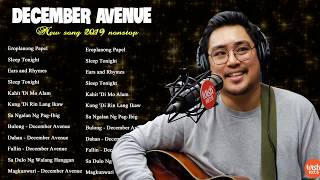 December Avenue TOP SONG ♥ Top 100 Pamatay Puso Tagalog Love Songs 2019