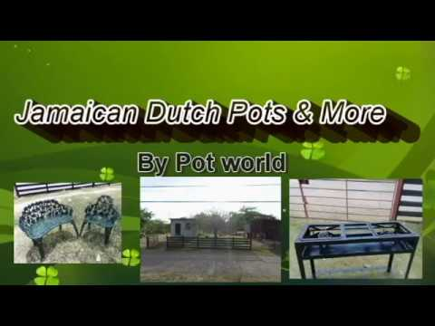 Jamaican Dutch Pots & More By Pot World Please Subscribe, Comment, like and Share
