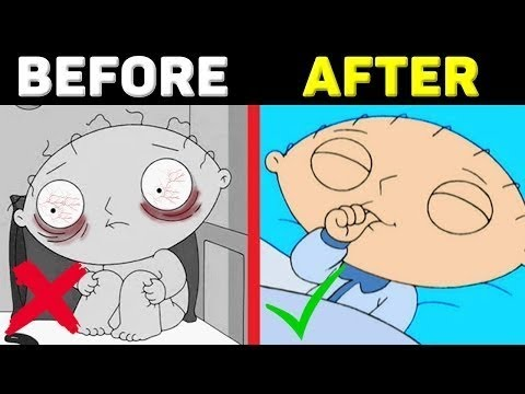 How to Sleep Better and Faster | Sleep Hacks Revealed