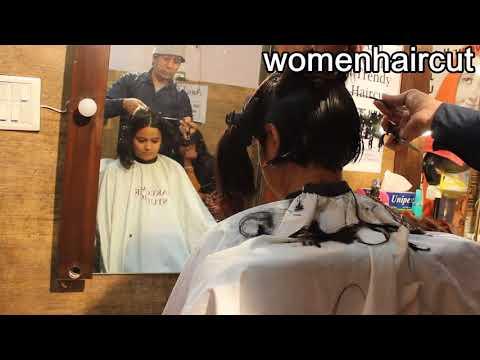 Transformation by Bob Haircut