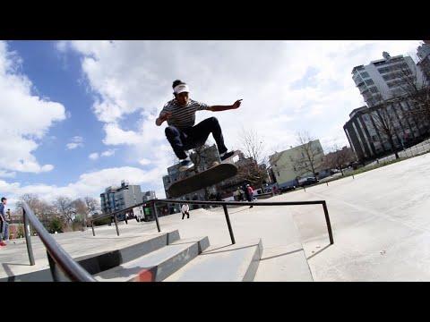 In The Park: McCarren Skatepark