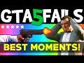 GTA 5 FAILS – Best Moments (GTA 5 Funny ...
