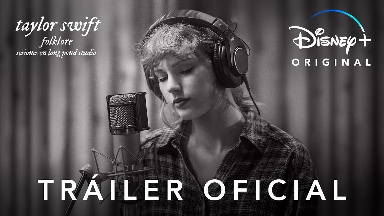 Taylor Swift - folkflore: sesiones en long pond studio | Tráiler Oficial Subtitulado | Disney