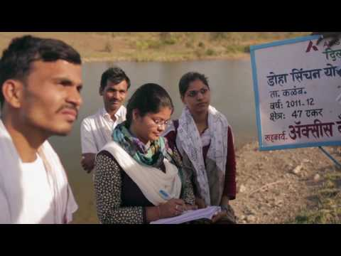 Axis Bank & The Village Social Transformation Mission