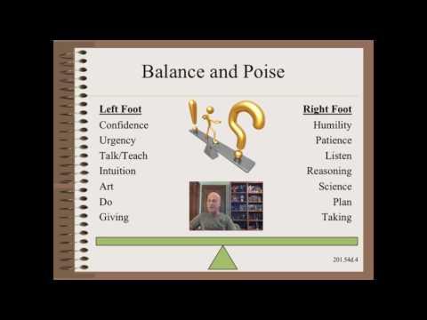 Web20154dF4V - Ethics & Efficacy - Balance