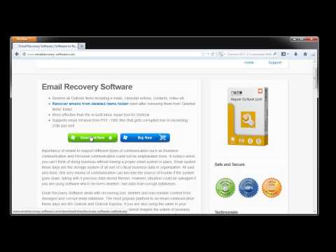 Cheapest Email Recovery Software - Recover Outlook Emails