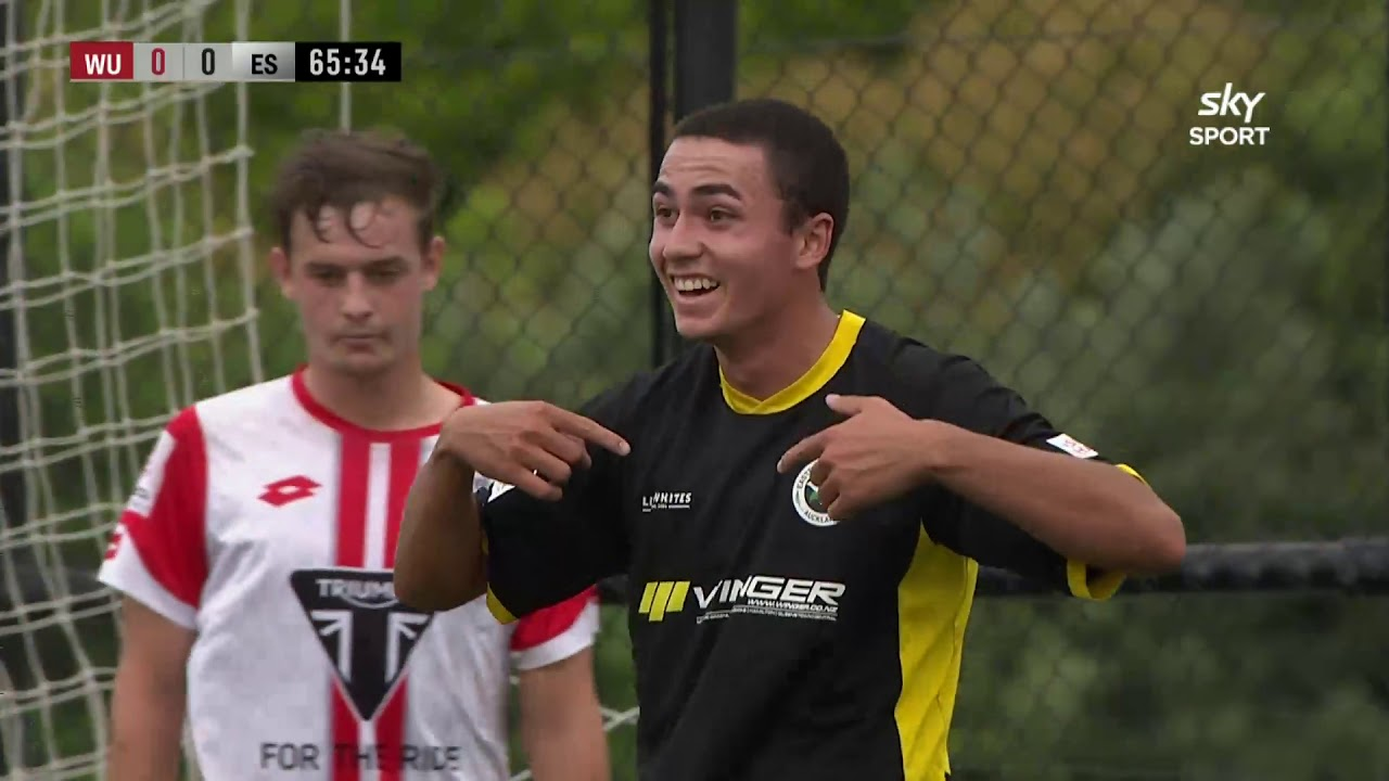 NL | ESAFC vs Waitakere United - Highlights