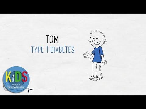KiDS and diabetes in school