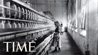 Cotton Mill Girl: Behind Lewis Hine