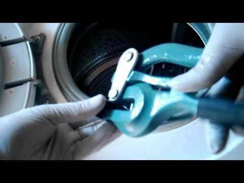 Fixing stuff - Washing Machine Torn Door Gasket Repair
