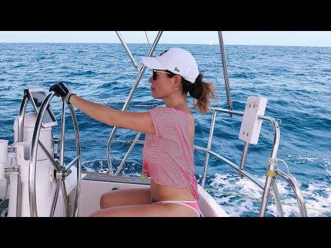 Sailing around St. Vincent & Grenadines for my honeymoon - Part 2