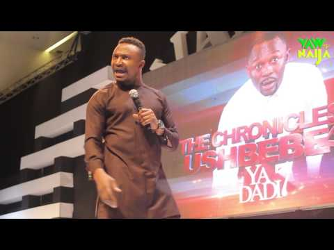 Watch Funny Bone Deliver a Superb Performance at Chronicles of Ushbebe, Ya Dadi 7   Cover