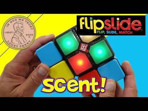 FlipSlide Handheld Game - Moose Games