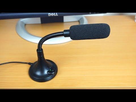 Beisiwo USB Desktop Microphone Review