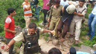 Terrorist caught after attack in Jammu's Udhampur is Pakistani, say police