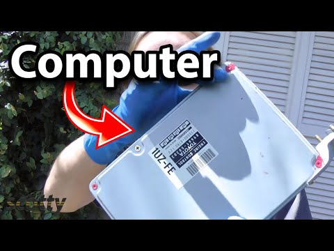 How to Replace a Bad Computer in Your Car