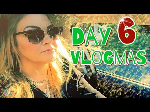 Vlogmas 2017 Day 6 - It's The Little Things!