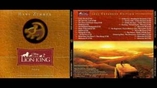 Hans Zimmer - Hunting/Pinned Again/Reunion
