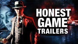 LA NOIRE (Honest Game Trailers)