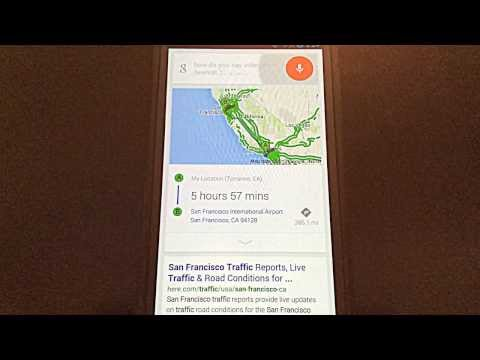 45+ 'Google Now' voice commands in Indian Accent