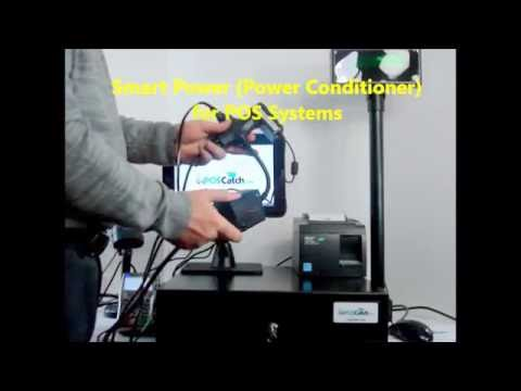 Smart Power (Power Conditioner/Surge Protector) for POS Systems