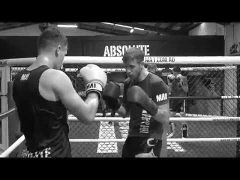 MA1 - Absolute MMA Collingwood Muay Thai Sparring