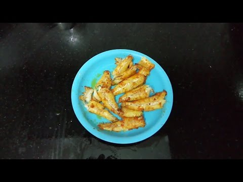 Nethili (Anchovy) Fish Fry - Spiceless for Chidren